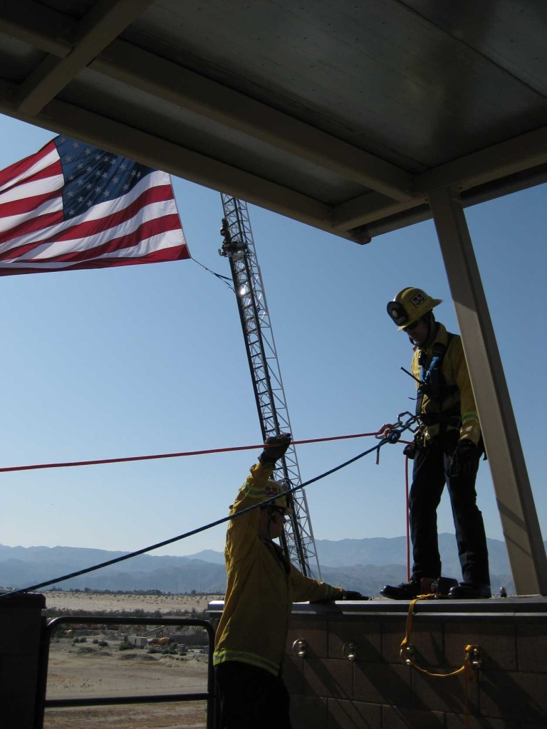 College Of The Desert Public Safety Academy Fire Training