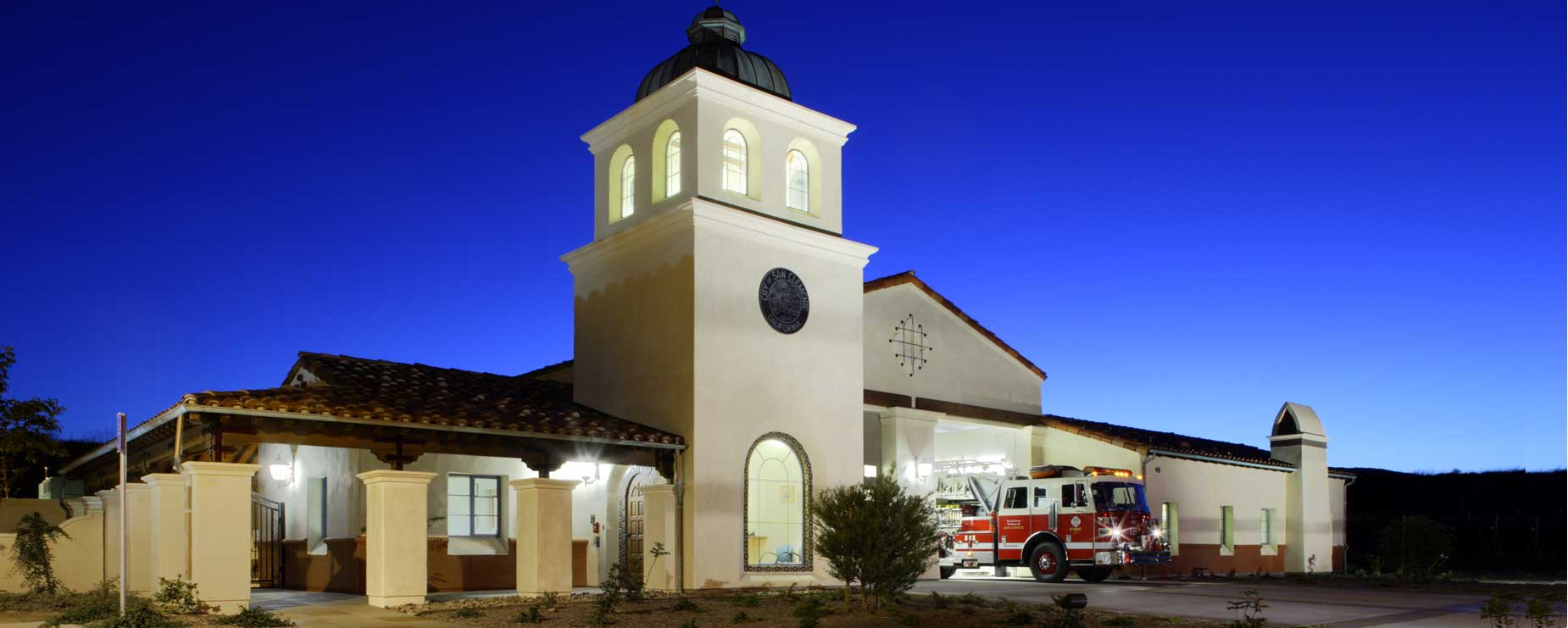 Orange County Fire Authority Station #59