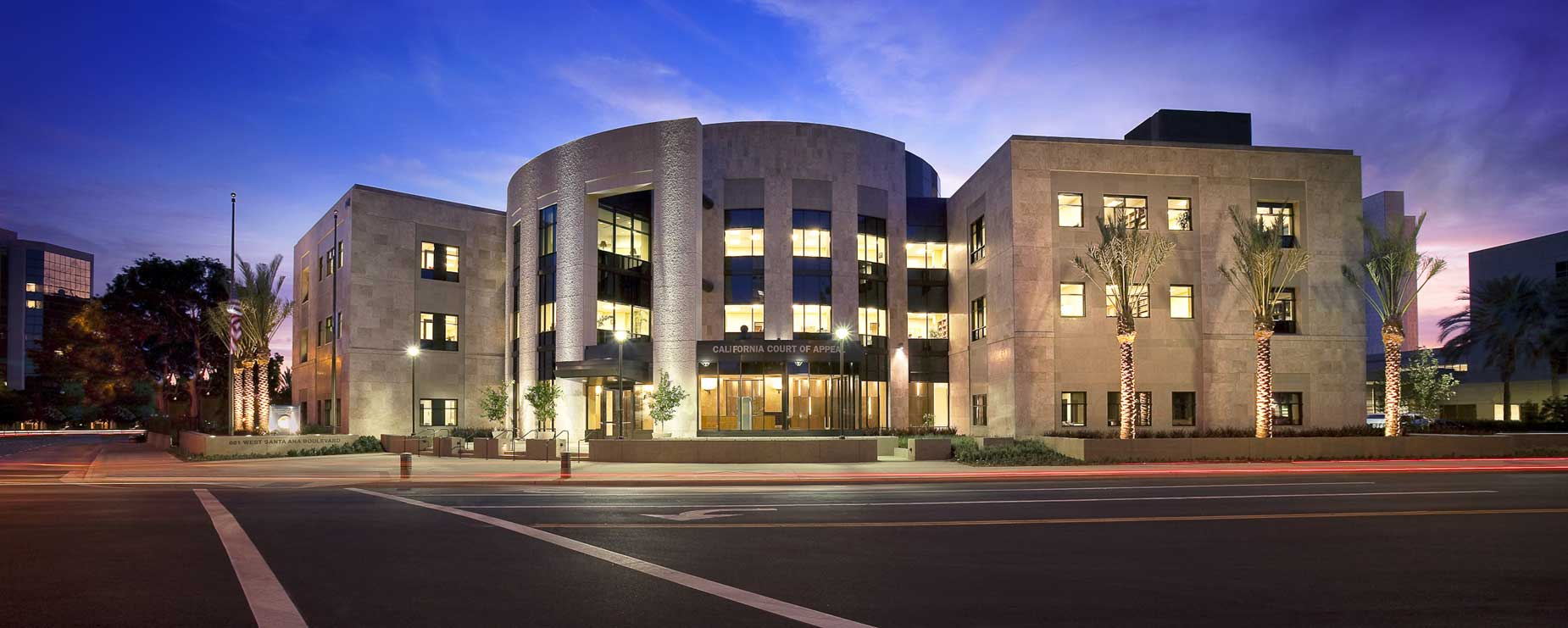 State of California Appellate Court
