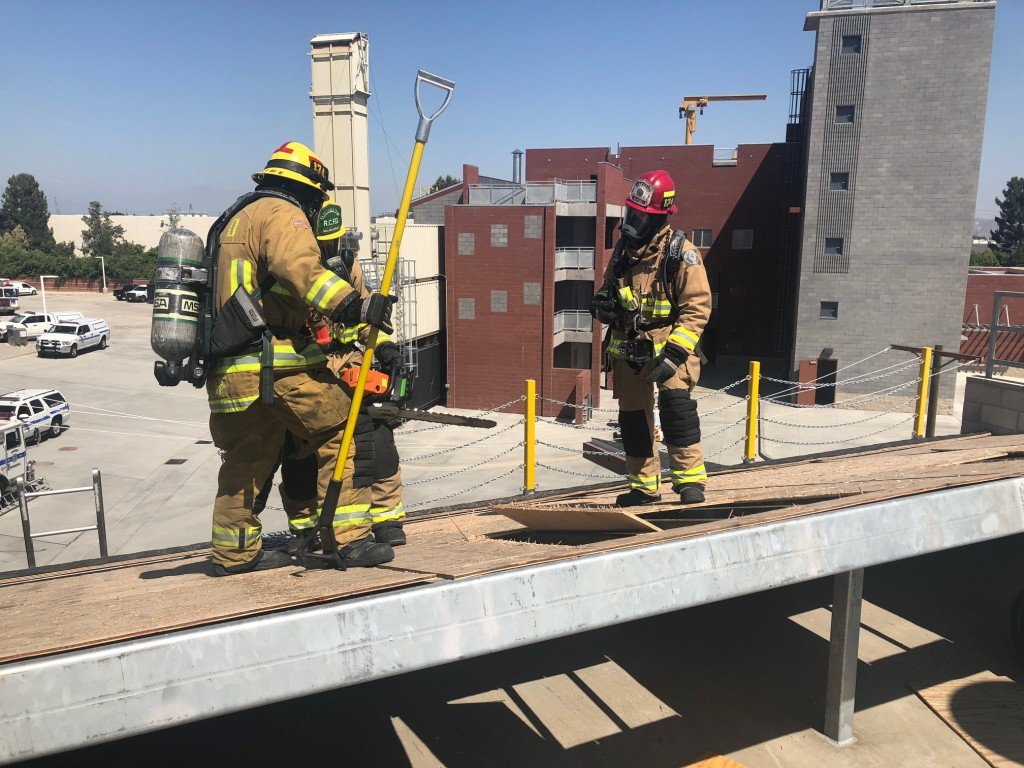 Rancho Cucamonga Fire Protection District Fire Training